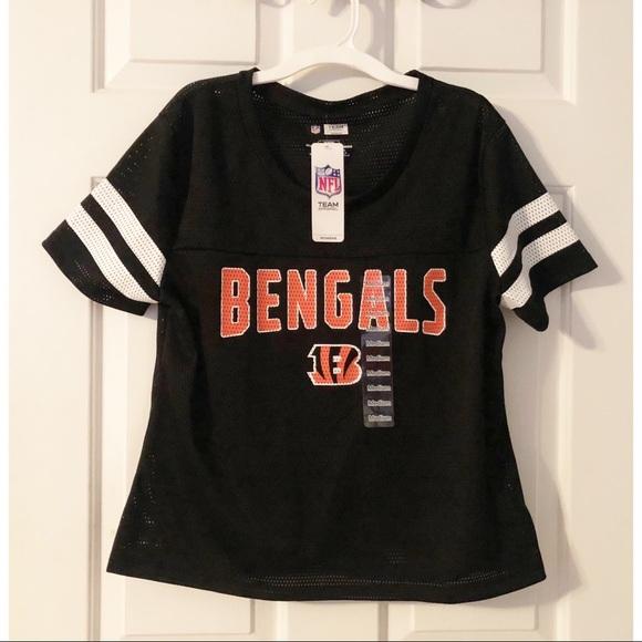 grey bengals jersey